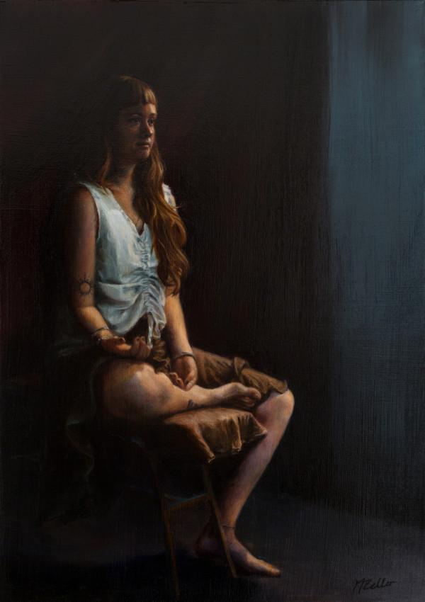 Sarah on Thursday by Narelle Zeller