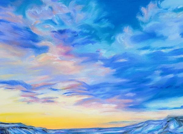 Chasing Sunrise by HEIDI KIDD