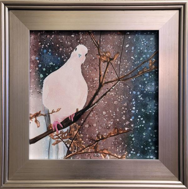 Peace Dove by HEIDI KIDD
