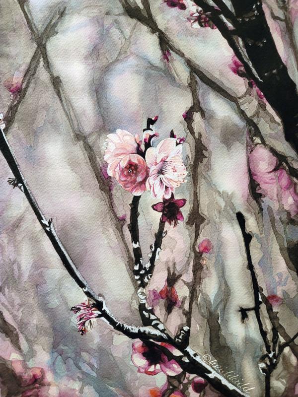 Winter Floral by HEIDI KIDD