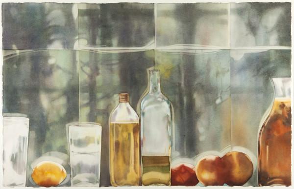 Two Olive Oils by Deborah Ellis