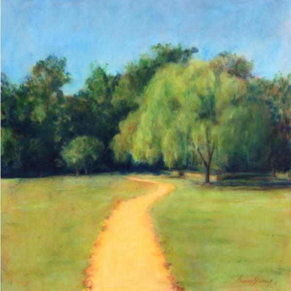 Poet's Walk Willow   36.079N 79.0857W by Thomas Stevens