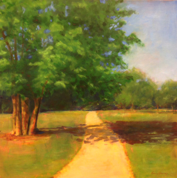 Poets Walk   36.078N  79.086333W by Thomas Stevens