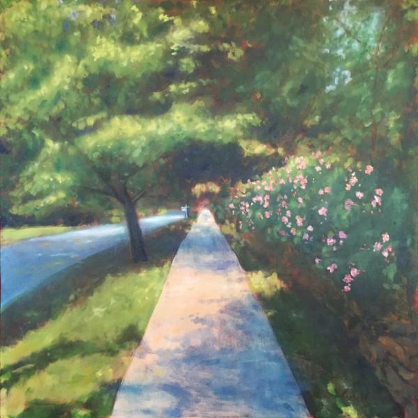 Wake Street Roses   36.075536N 79.102425W (20) by Thomas Stevens
