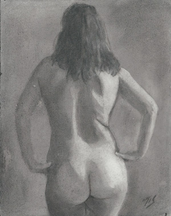 Nude by Thomas Stevens