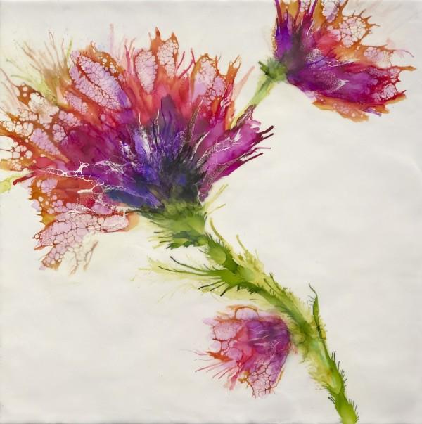 Ode To Spring by Deborah Llewellyn