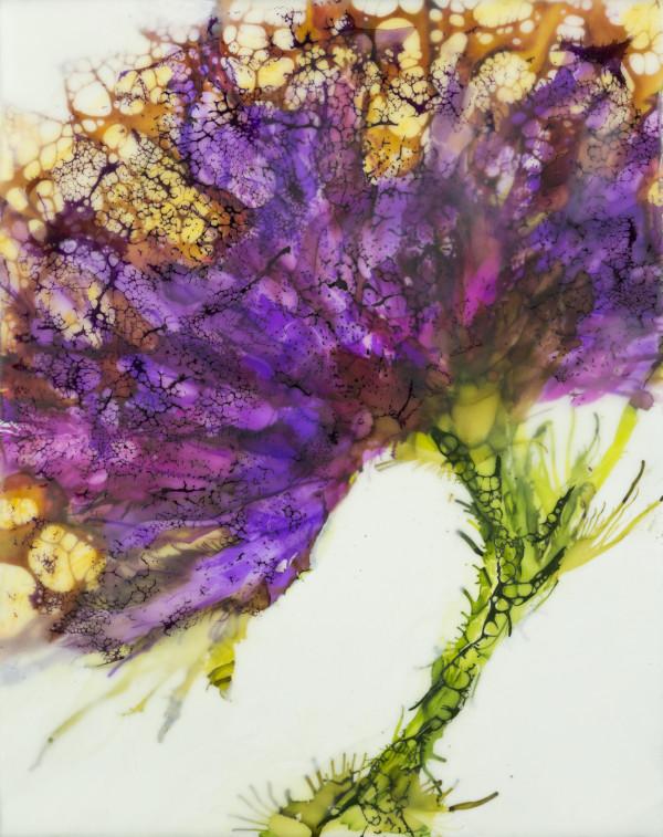 Pokemon Flower by Deborah Llewellyn