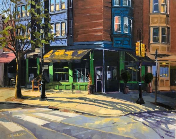 Covid Corner by Elaine Lisle