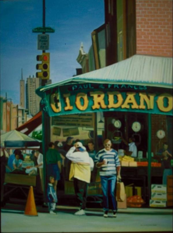 """Giordano's,I know I forgot something"""""""" by Elaine Lisle"""