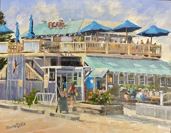 The Pearl by Elaine Lisle