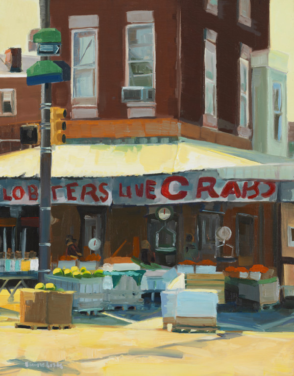 Lobsters & Crabs by Elaine Lisle