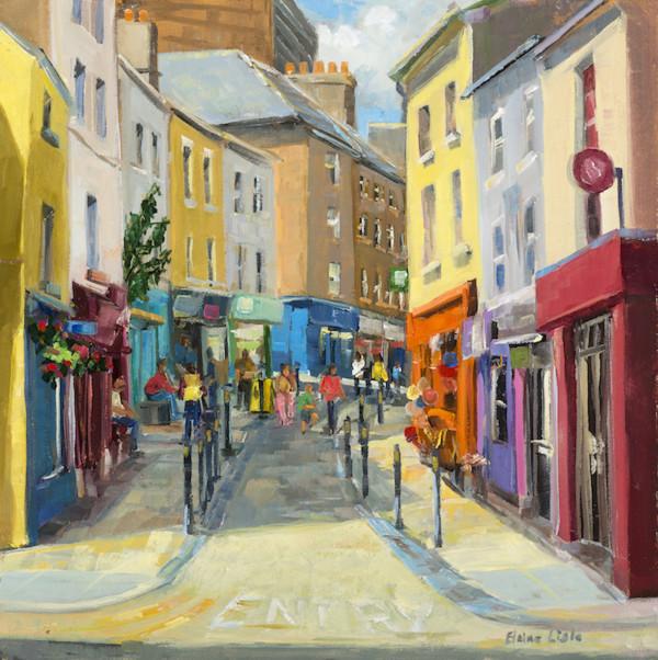 Main Street Wexford by Elaine Lisle