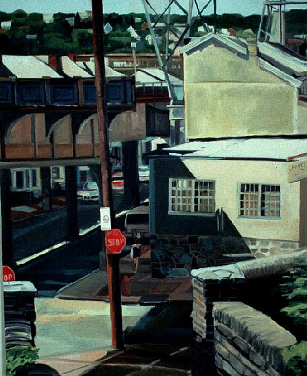 Intersection by Elaine Lisle