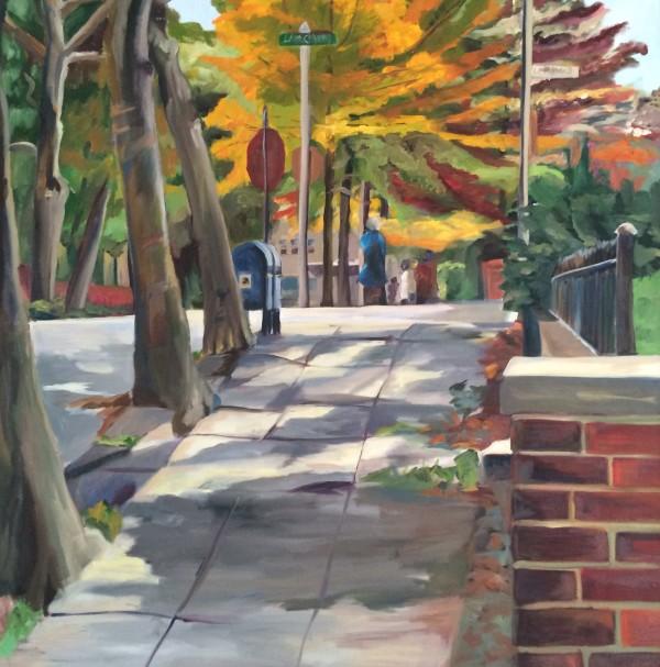Larchwood by Elaine Lisle