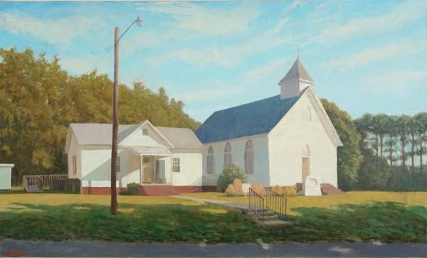 Eno Street Church and House