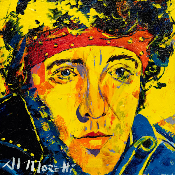 Bruce Springsteen Mini
