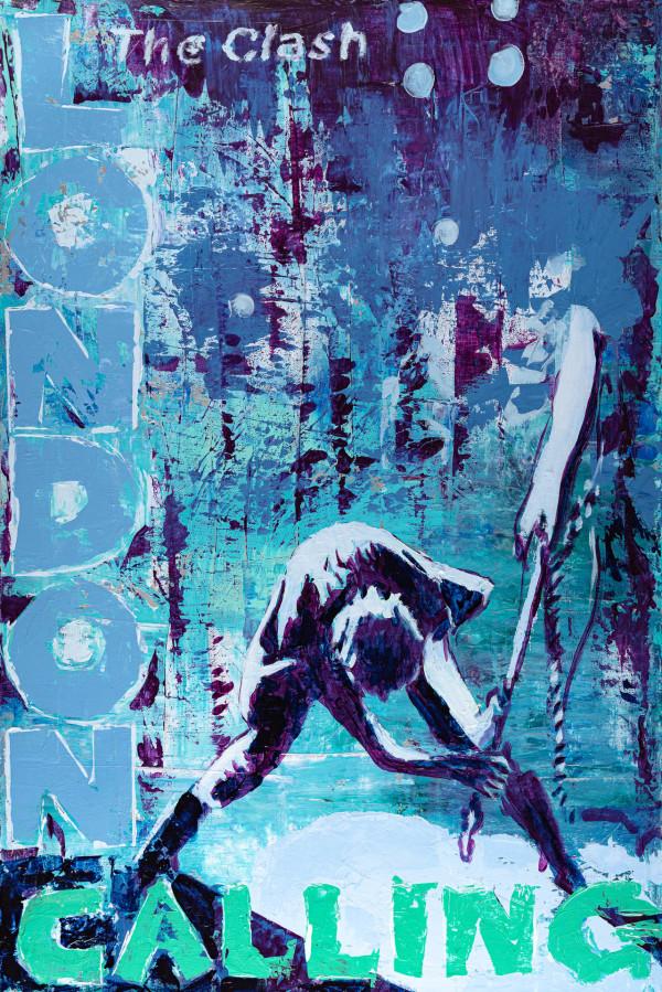 """London Calling""  The Clash"