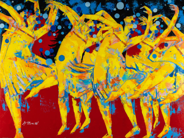 """""""Dance of the Earth"""" No 2"""