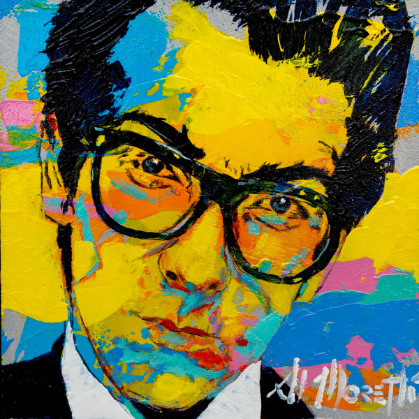 Elvis Costello Mini
