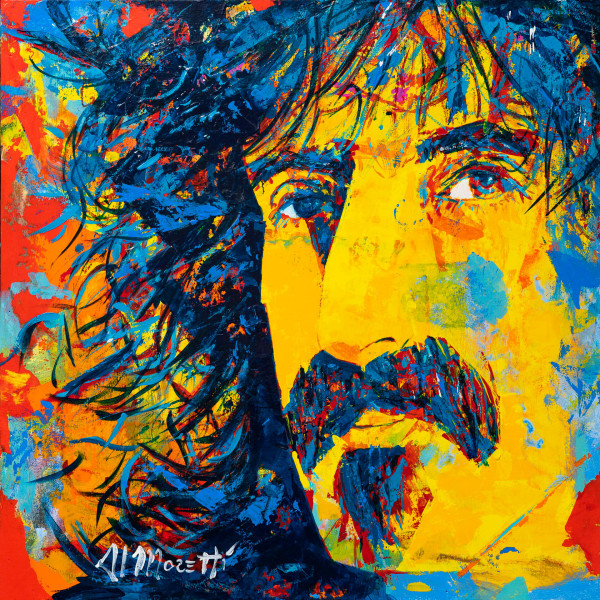 """""""The Mother of Invention""""  Frank Zappa"""
