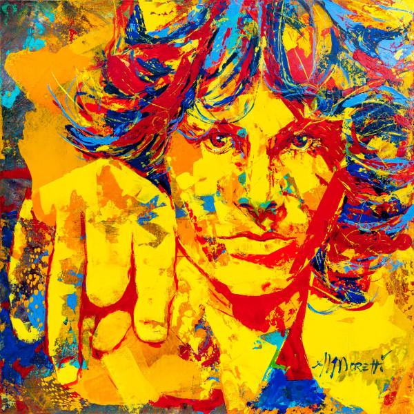 """Rider on the Storm""  Jim Morrison"