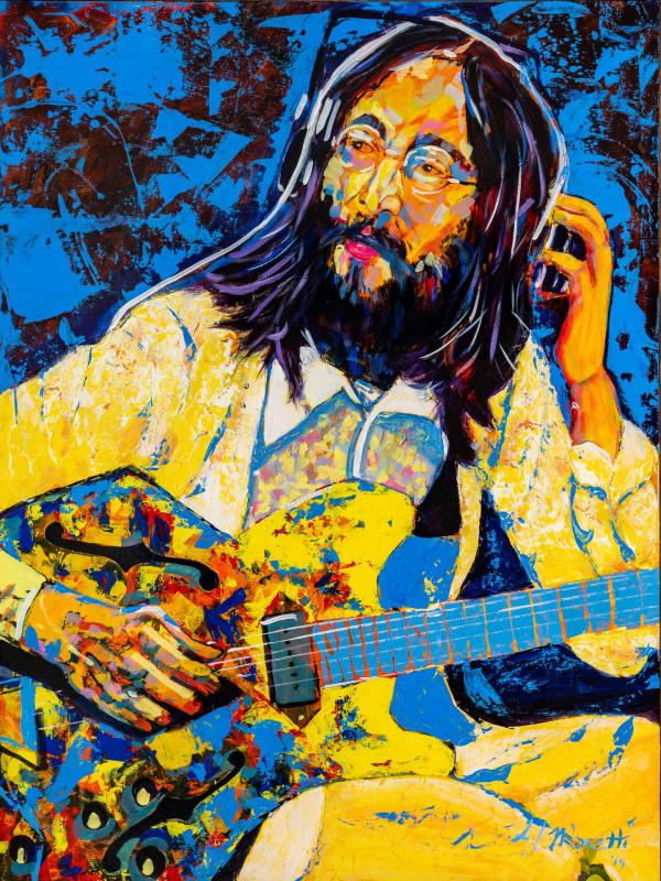 """Imagine"" John Lennon  No 2"