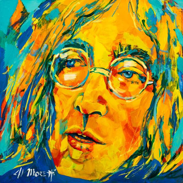 """Imagine"" John Lennon No1"