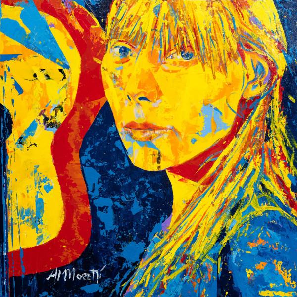 """Woodstock"" Joni Mithcell"
