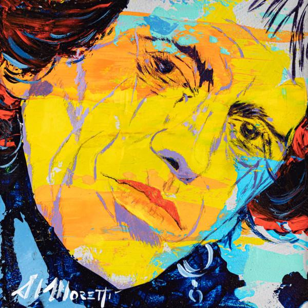 Keith Richards Mini