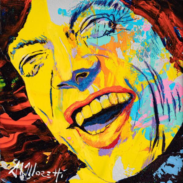 Mick Jagger2 Mini