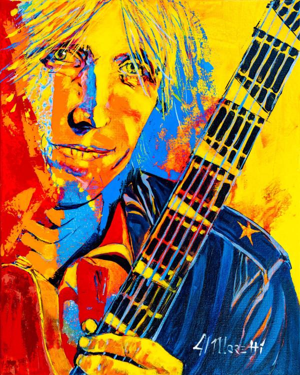 """Free Fallin' with Tom Petty"""