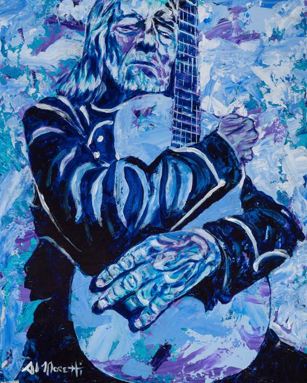 """Blue Eyes Cryin' in the Rain""  Willie Nelson"