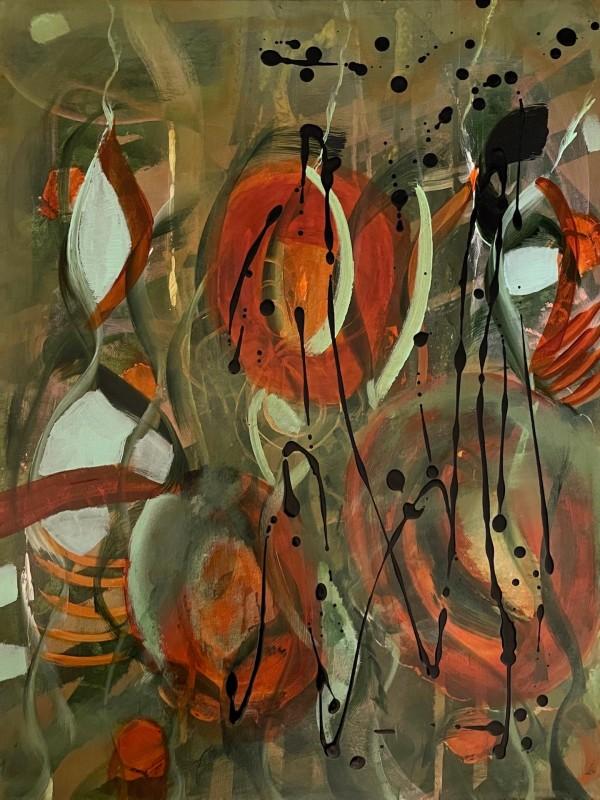 Balsamic & Figs by Tasha Nichole Art