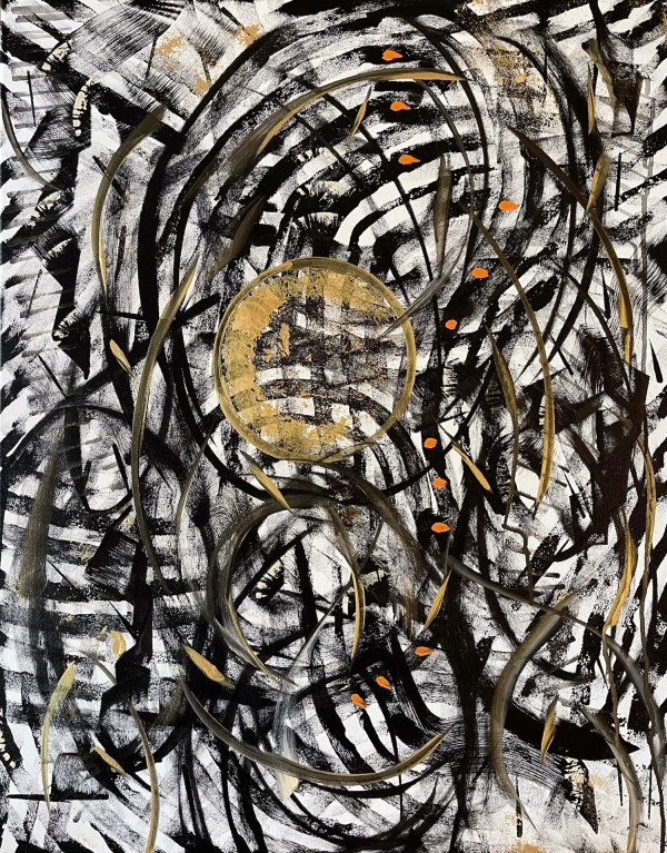 Beneath The Surface by Tasha Nichole Art