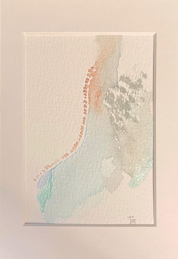 Terrain #1 by Tasha Nichole Art