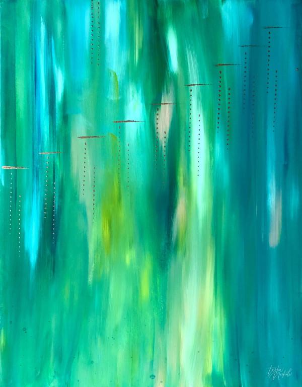 Reach by Tasha Nichole Art