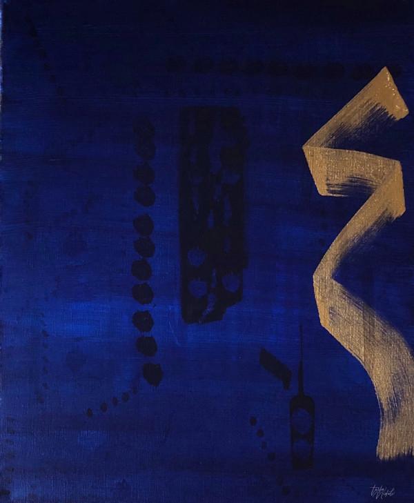 Redirection to The Path by Tasha Nichole Art