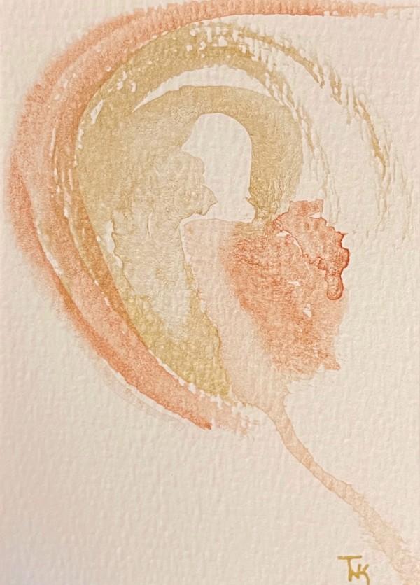 Terrain #3 by Tasha Nichole Art
