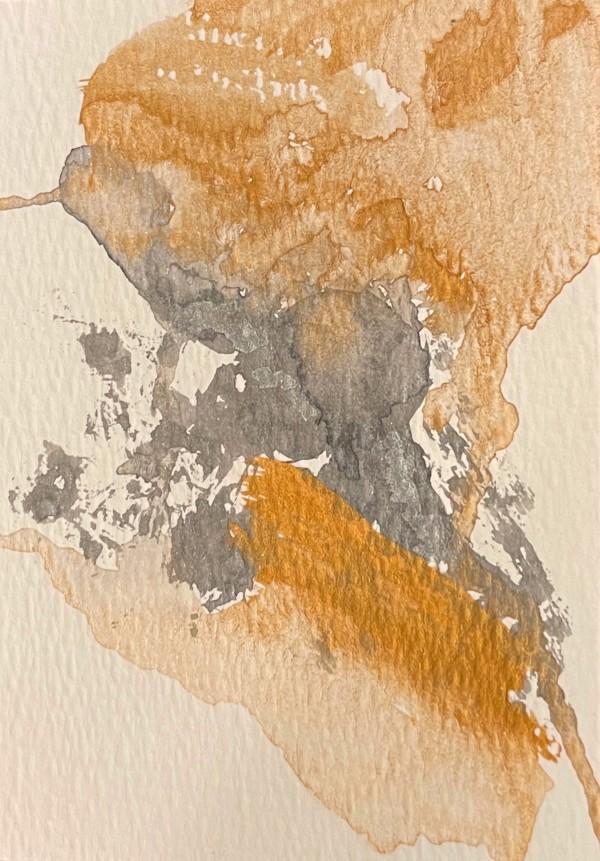 Terrain #4 by Tasha Nichole Art
