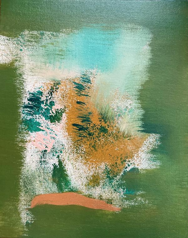 Evergreen Dreams by Tasha Nichole Art