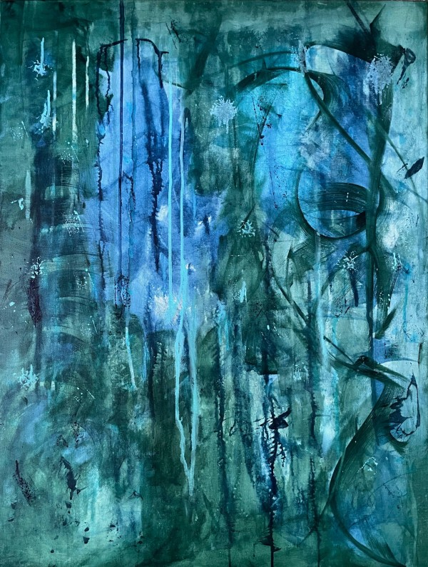 Tethered Souls by Tasha Nichole Art