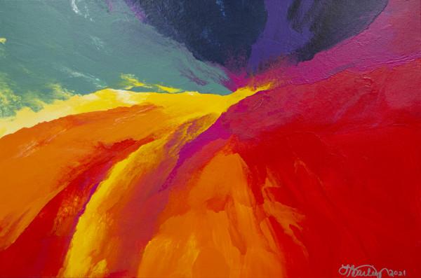 Feeling the Energy by Linda Bailey
