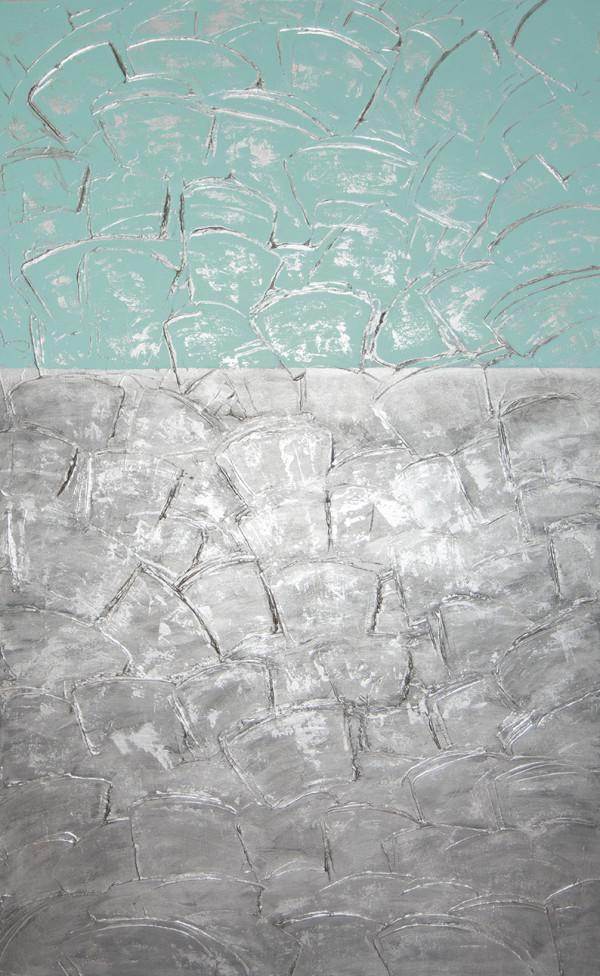 Metallic Teal by Linda Bailey