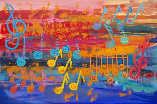 My Music, My Life by Linda Bailey