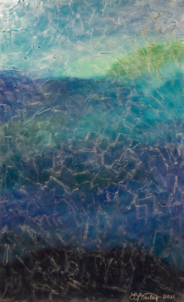 Surface of the Deep by Linda Bailey