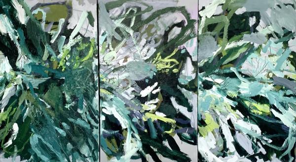 Loving You Do - Triptych by Llewellyn Skye