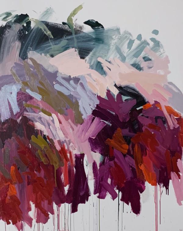 Abundant Desire (Framed in Oak) by Llewellyn Skye