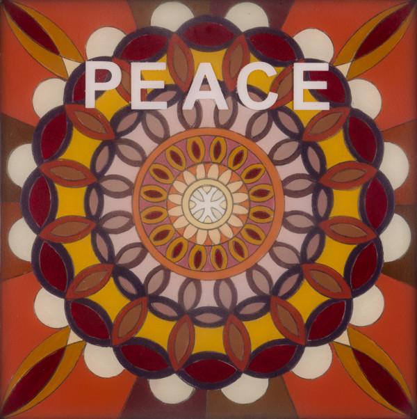 Peace by Claudia Lohmann