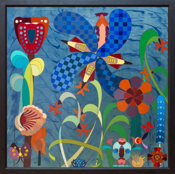 Water Garden by Claudia Lohmann