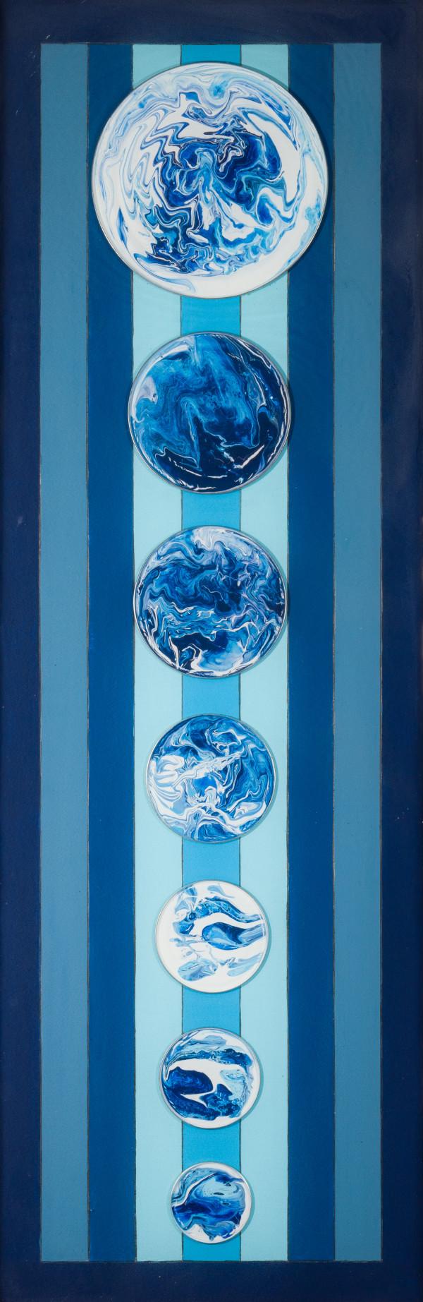 Seven Oceans by Claudia Lohmann